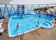 8 napos nyaralás Bulgáriában, Neszebárban, a Sol Marina Palace**** Hotelben