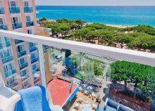 8 napos nyaralás Spanyolországban, Costa Braván, a Cartago Nova*** Hotelben