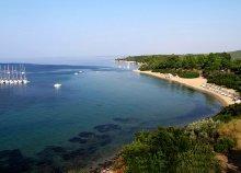 8 napos nyaralás Görögországban, Chalkidiki-félszigeten, a Trikorfo Beach*** Apartmanokban