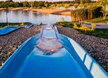 Vakáció akár 4+2 személy részére nyáron is a kopáncsi Sun City Vízisport Paradicsomban