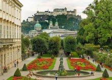 5 napos körutazás Felső-Ausztriában, Salzburg és Bad Ischl érintésével, busszal, reggelivel