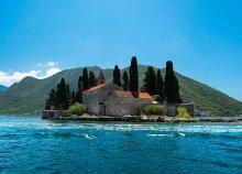 8 napos vakáció kirándulásokkal Montenegróban, repülőjeggyel, illetékkel, reggelivel