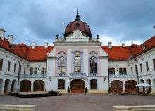 1 napos kirándulás Vácon, Gödöllőn és a veresegyházi Medveotthonban, busszal, ebéddel