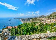 4 napos kirándulás Taorminában, Szicíliában, repülőjeggyel, 3*-os szállással, reggelivel
