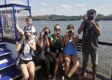Vírusveszély-mentes napközis fotós tábor tinédzsereknek Budapesten, több időpontban