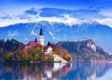 3 napos kirándulás Szlovéniában, a Bledi-tóhoz és a Postojnai-cseppkőbarlanghoz, busszal