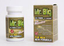 MR. BIG étrend kiegészítő tabletta