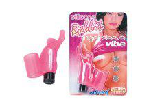 Finger Sleeve Rabbit ujjra helyezhető erotikus játék
