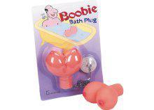 Plastic Boobie Bath Plug