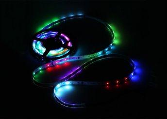 5 méteres RGB LED