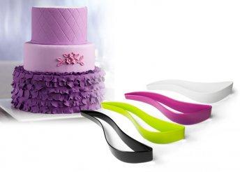Torta szervírozó kés