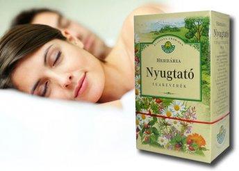 Herbária filteres nyugtató tea