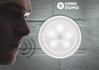 Voluma LED hangérzékelős pontfény