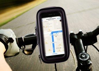 U2 Bike mobiltelefon tok és tartó biciklire
