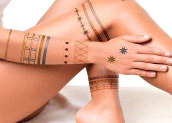 Bijou Tattou ideiglenes tetoválás