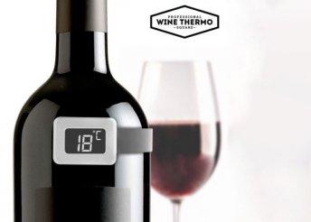 Summum Sommelier bor hőmérő
