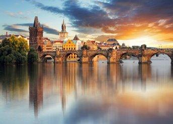 3 nap 2 személyre Prágában, reggelivel, a központi fekvésű Prague Centre Superiorban***