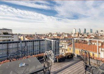 3 nap Plus Hotel Galles 4*, Milánó