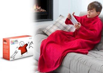Extra Soft Snug gyerek takaró ujjakkal