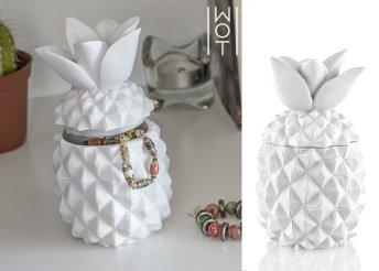 Wagon Trend dekoratív ananász fedéllel