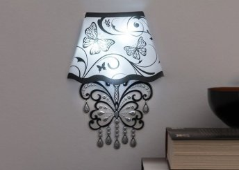 Butterfly falmatrica LED-del