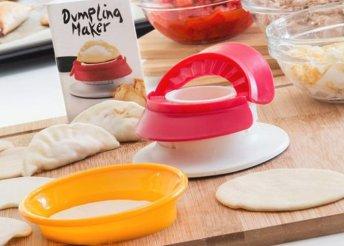 Fast & Easy Dumpling Maker töltött párna és töltött tészta készítő