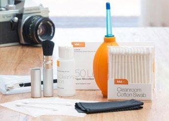 HSDPRO fényképezőgép tisztító készlet (7 darabos)