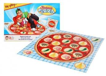 Pizza gubanc játék gyerekeknek