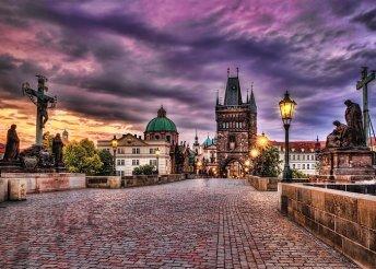 Prága felfedezése - 3 nap a Hotel Slavia***-ban reggelivel 2 főnek