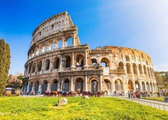 3 nap 2 személyre Rómában, reggelivel, a Kriss Hotelben***