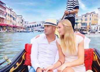 3 nap 2 személy részére Velencében, a lagúnák városában, reggelivel a mestrei Hotel Delfinóban****