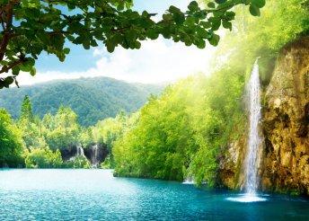 Kirándulás a mesés Plitvicei-tavakhoz