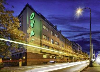 Lazítás Prágában, a Hotel Oya***-ban 2 főnek