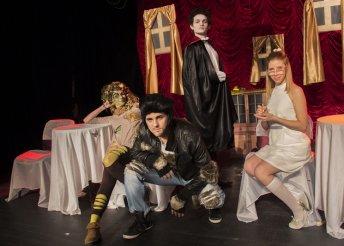 Vili, a vega vámpír a Pódium Színházban