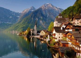 Buszos kirándulás a lélegzetelállító Hallstatti-tóhoz