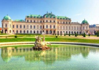 Bécsi kiruccanás - Heindl csokigyár, Schönbrunni kastély és állatkert