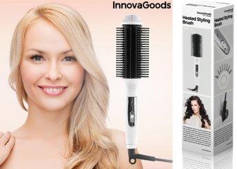 InnovaGoods Wellness Beauté elektromos hajformázó kefe