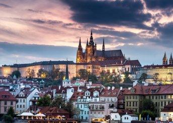 3 nap az Ariston Hotel****-ben - Prága felfedezése reggelivel 2 főnek