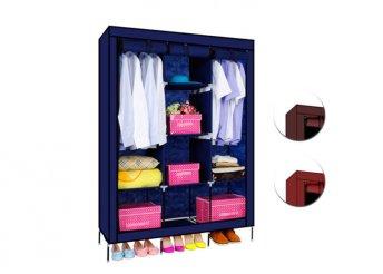 Mobil ruhás szekrény 3 színben