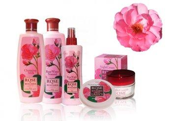 Biofresh rózsás ajándékcsomag