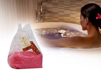 1 kg-os fürdőkavics többféle illatban