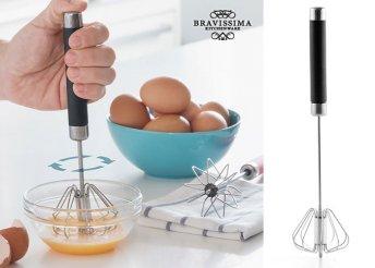 Bravissima Kitchen kézi habverő automatikus forgással