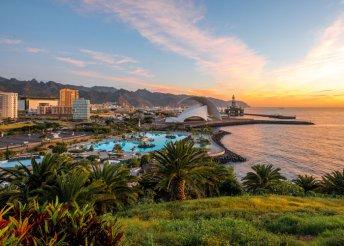 Fedezd fel a Kanári-szigeteket – 9 nap 3*-os szállás, félpanzió, repülőjegy