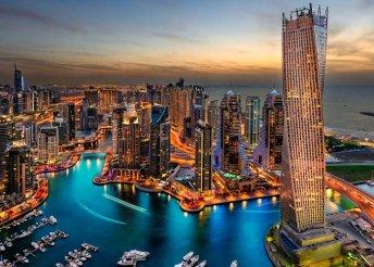 Álomutazás Dubaiba – 5 nap 4*-os szállodákban, félpanzióval, repülőjeggyel