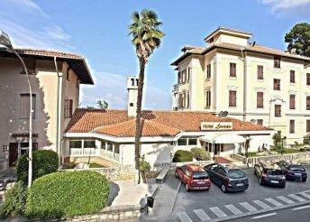 8 nap a Kvarner-öbölben, a Hotel Lovran***-ban reggelivel