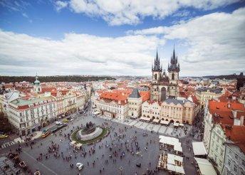Kettesben, Prágában – 3 nap a Hotel Kavalir***-ben