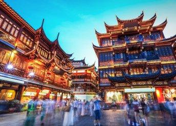 Nagykörút Kínában: 18 nap 3-4-csillagos szállással, félpanzióval