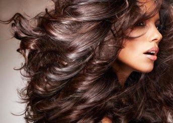 Botox hatású hajszerkezet-újraépítés