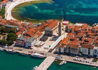 Családi kikapcsolódás az Adriai-tengernél