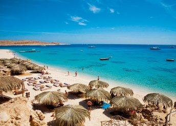 Ötcsillagos, all inclusive nyaralás Egyiptomban